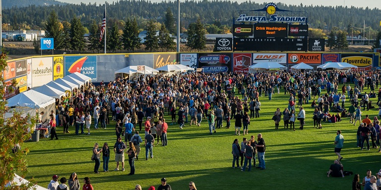 Inland NW Craft Beer Festival