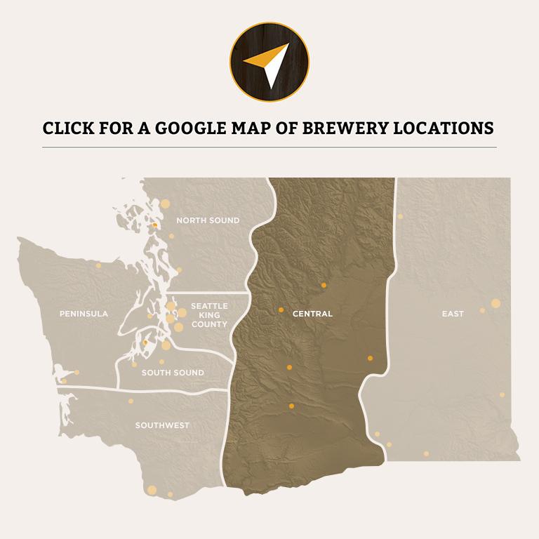 Washington Beer  Breweries